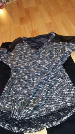 Nowe Spodnie i bluzka r.40