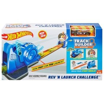 Nowy Hot Wheels Track Builder tor zestaw FLL00/FLL02