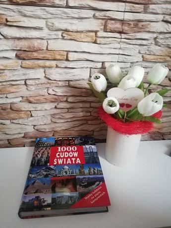 """Książka """"1000 cudòw świata"""""""
