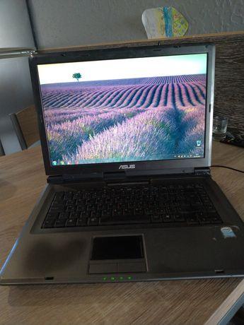 Ноутбук Asus рабочий