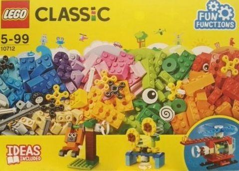 Klocki Lego CLASSIC 10712 Kreatywne maszyny SKLEP ŁÓDŹ FVAT23%