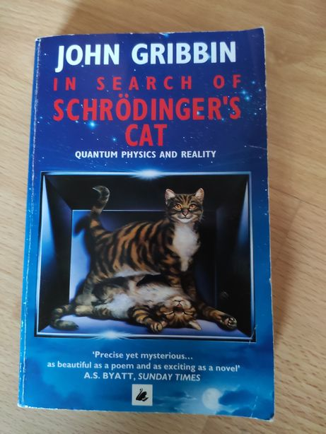 In search of Schroedinger's cat
