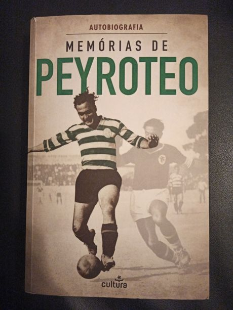 Memórias de Peyroteo - Produto Oficial Sporting