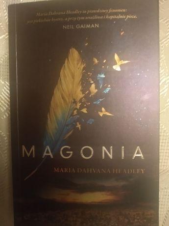 "Magonia"" Maria Dahvana Hedley"