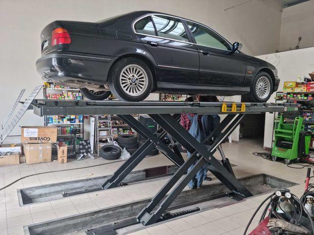 Podnośnik samochodowy nożycowy do 4 ton