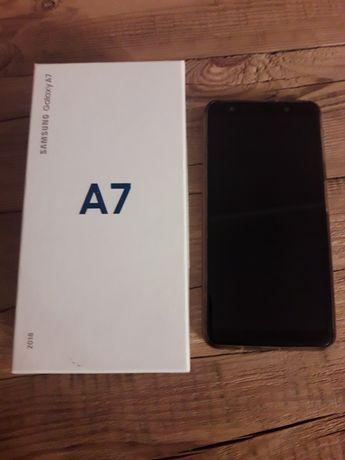 Samsung Galaxy a7 smartphone telefon idealny stan   64gb