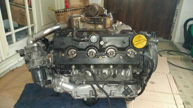 silnik opel astra h 1,7 cdti kombi 2011 rok uszkodzony w całości