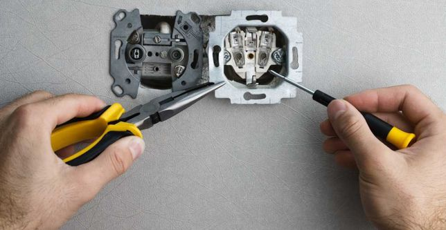 Elektryk - serwis, naprawa instalacji i urządzeń, podłączanie AGD