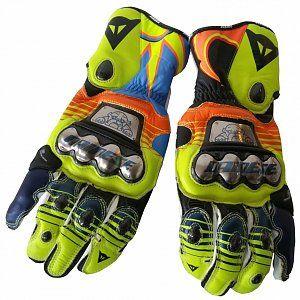 Nowe rękawice motocyklowe dainese VR46 Rossi M/L/XL