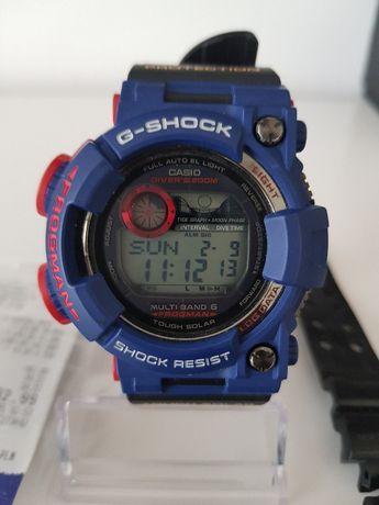 Casio G-shock GWF-1000BS frogman