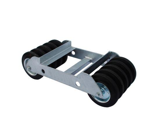 Wózek transportowy pod koło najazd autolaweta holowanie 16cm 1500kg
