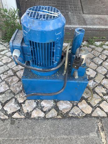 Motor para hidraulico