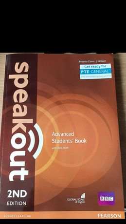 Speakout 2nd Edition: Advanced Student's Book + DVD