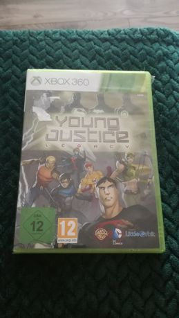 Gra Young Justice XBOX 360
