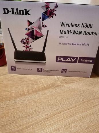 Router multi-WAN wireless n300