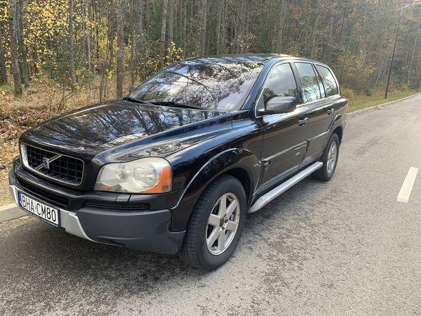 Volvo xc90 2.4d AWD