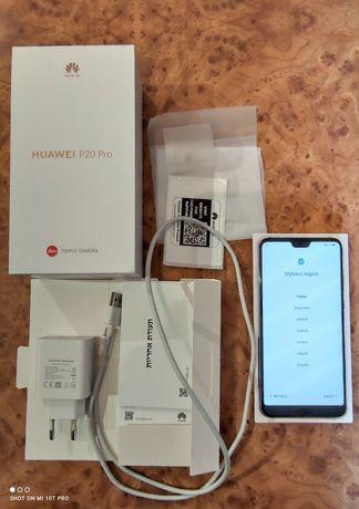 Huawei P20 PRO jak nowy! Twilight 128gb