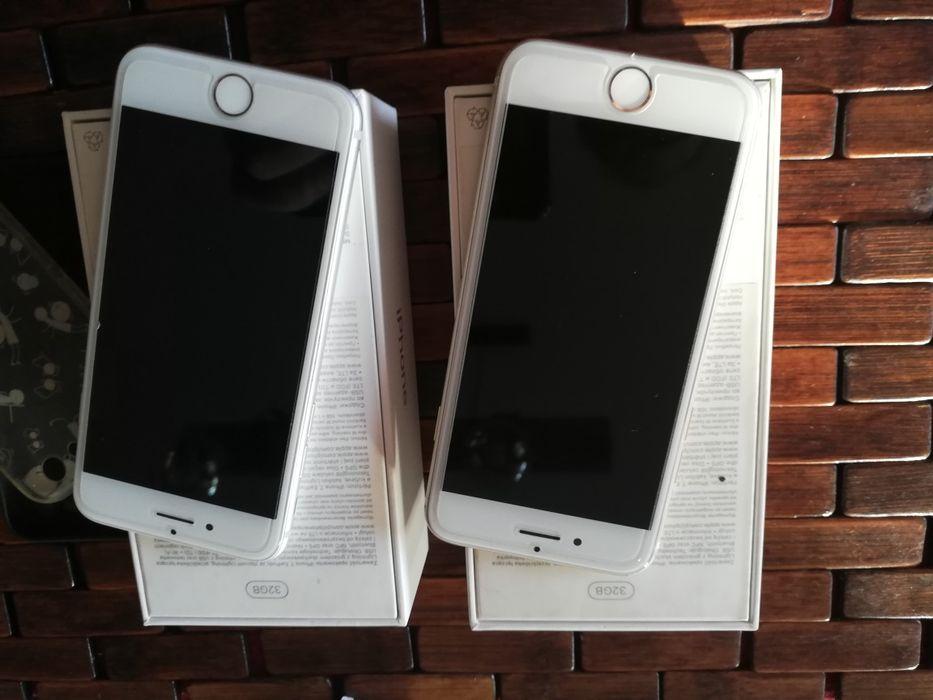 Dwa iPhone 7 32Gb. Oryginały z salonu. Okazja. Pułtusk - image 1
