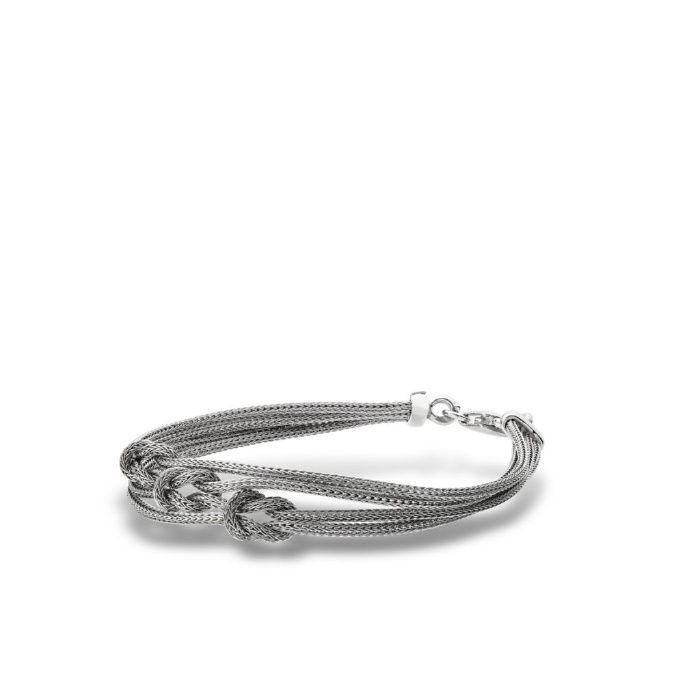 srebrna , damska bransoleta SIT/AS012 - KRUK - , lombard madej sc