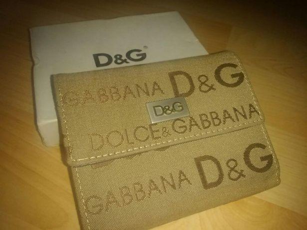 Portfel damski Dolce&Gabbana nowy