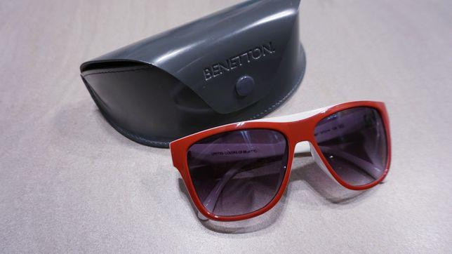 Okulary przeciwsłoneczne Benetton