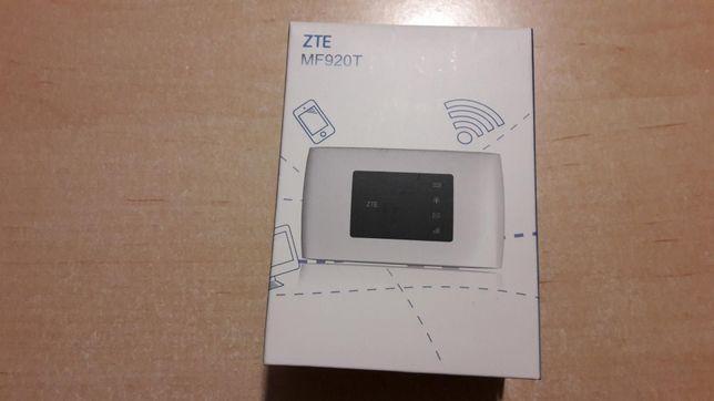 Mobilny Router ZTE MF920T Biały LTE Cat.4 Nowy.