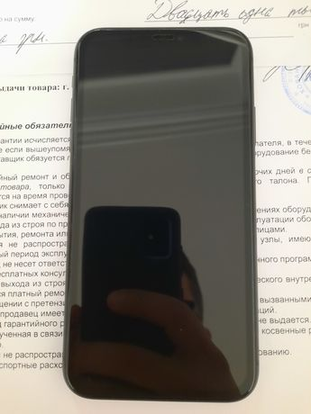 Iphone 11 64 Gb черный, neverlock