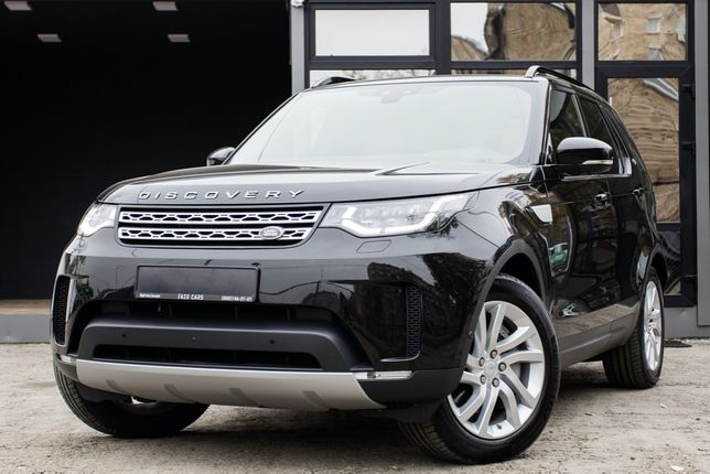 Land Rover Discovery HSE LUXURY SDV6
