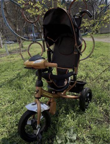 Продам дешево детский велосипед+ подарок