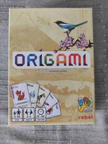 Origami * nowa * planszowa karciana