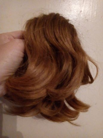 Шиньон 20-25см натур.волосы