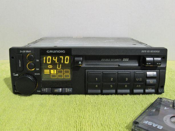 Stare Radio Grundig WKC 2670 VD Zabytek Klasyk Youngtimer