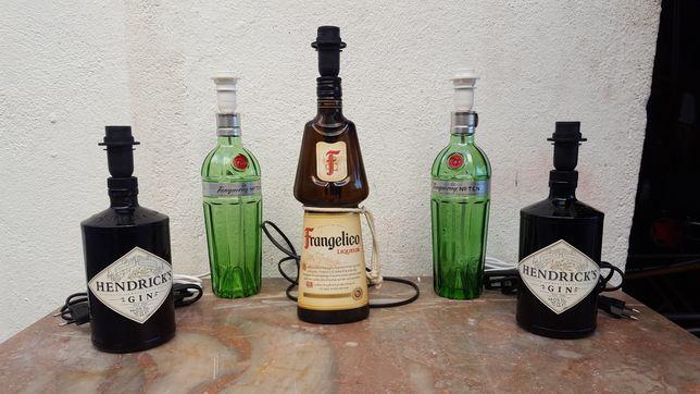 Candeeiro de garrafa