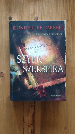 Szyfr Szakspira, Jennifer Lee Carrell