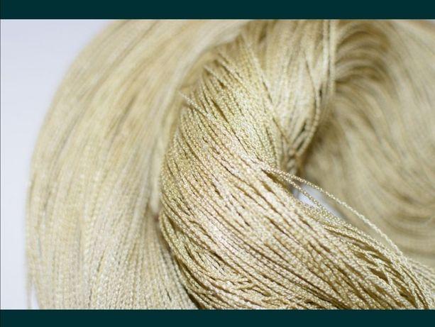 Nitki, makarony 290x235 firanki sznurki bardzo szerokie 2 sztuki