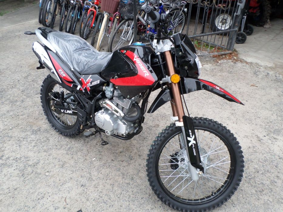 Мотоцикл Viper V250L NEW Великая Багачка - изображение 1