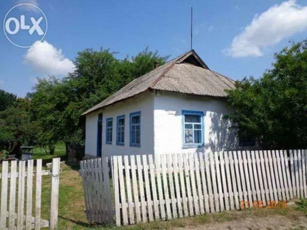 продам дом (50 км от Киева, с. Красная Слободка)