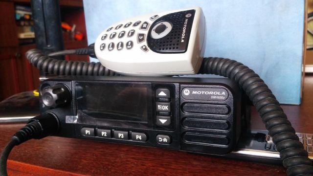 Radiotelefon krótkofalówki Motorola DM4600е VHF