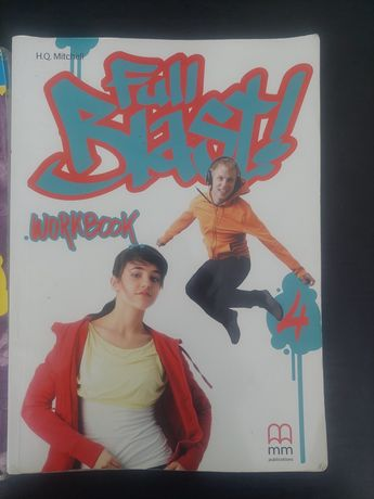 Full Blast work book 4