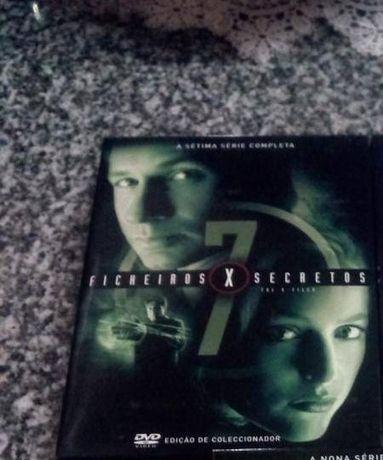 Série ficheiros secretos 7 temporada