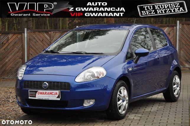 Fiat Punto GWARANCJA 1.4Benzyna 95PS Klimatyzacja CITY Super Stan Zamiana