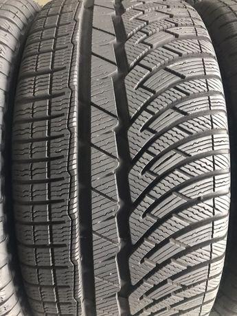 245/40/18 R18 Michelin Pilot Alpin PA4 4шт зима