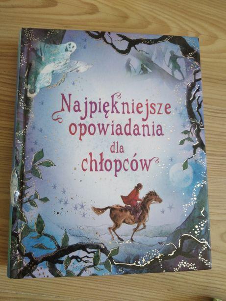Książka dla dzieci Najpiękniejsze opowiadania dla chłopców