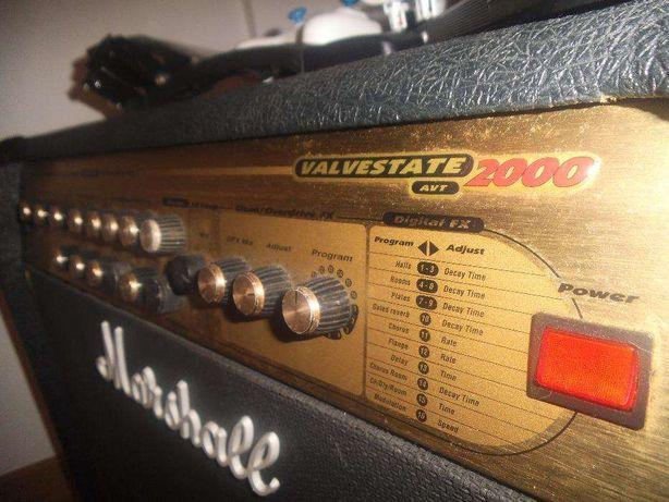 Combo Marshall Valvestate 2000 avt 100 Watts