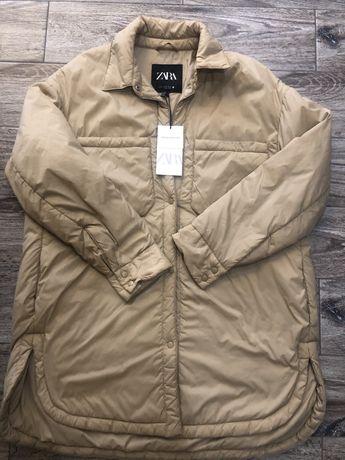 Куртка, рубашка Zara