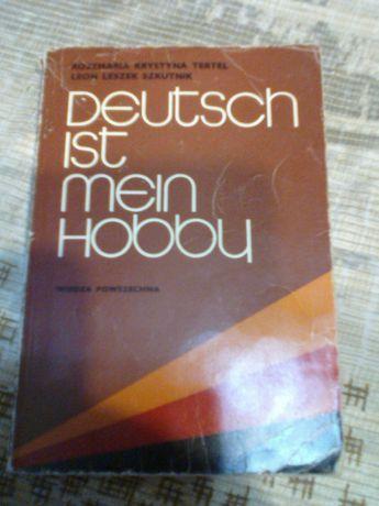 525. Podręcznik do j.niemieckiego z 1974