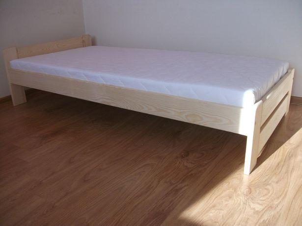 Łóżka sosnowe NINA z MATERACEM wys 14 cm 90x200 DOSTAWA 0zł F-VAT