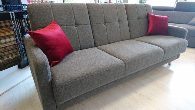 SCANDI CAYA DESIGN Sofa rozkładana Spanie pojemnik Meble Towarowa W-wa