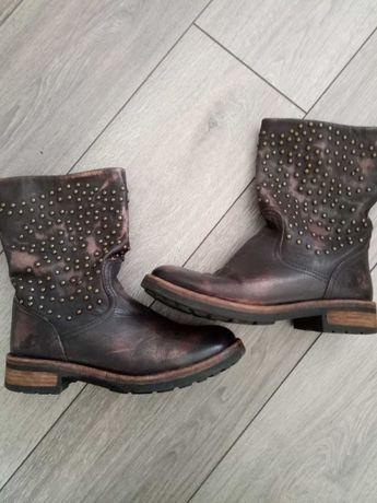 ботинки женские деми