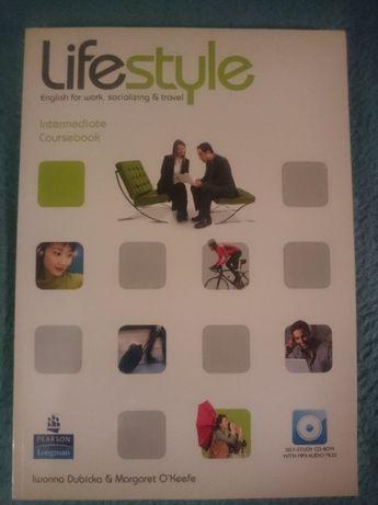 Lifestyle Intermediate Coursebook plus CD-ROM Longman